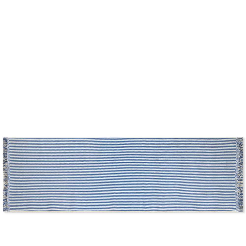 HAY Stripes And Stripes Runner - Bluebell Ripple