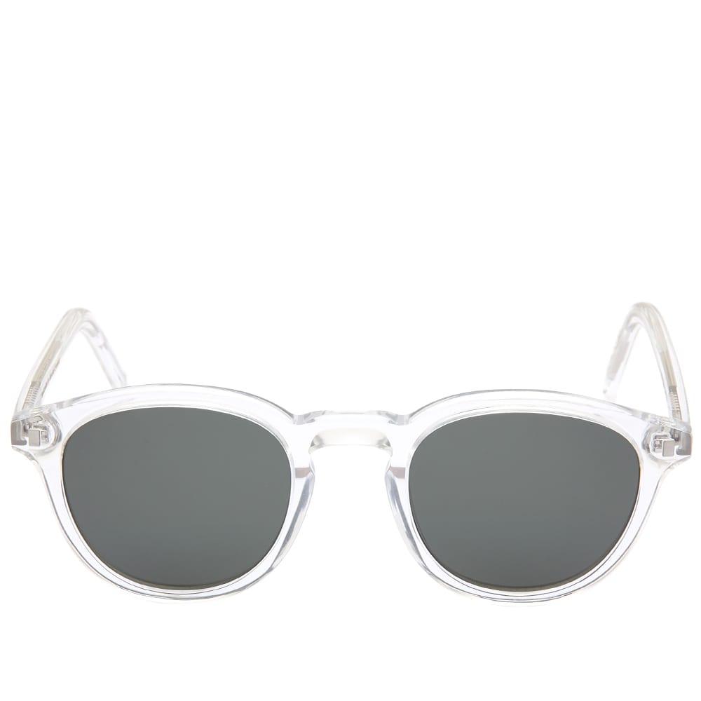 Monokel Nelson Sunglasses - Crystal
