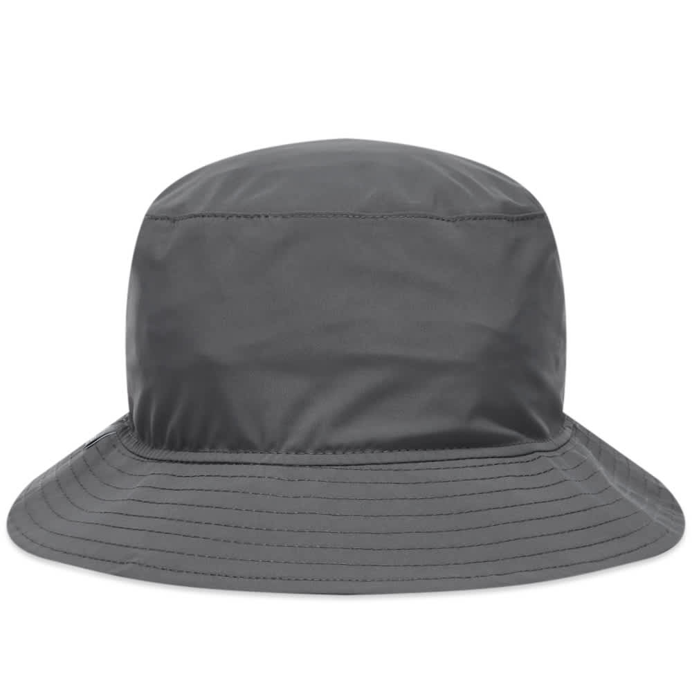 thisisneverthat Gore-Tex Paclite Bucket Hat - Charcoal