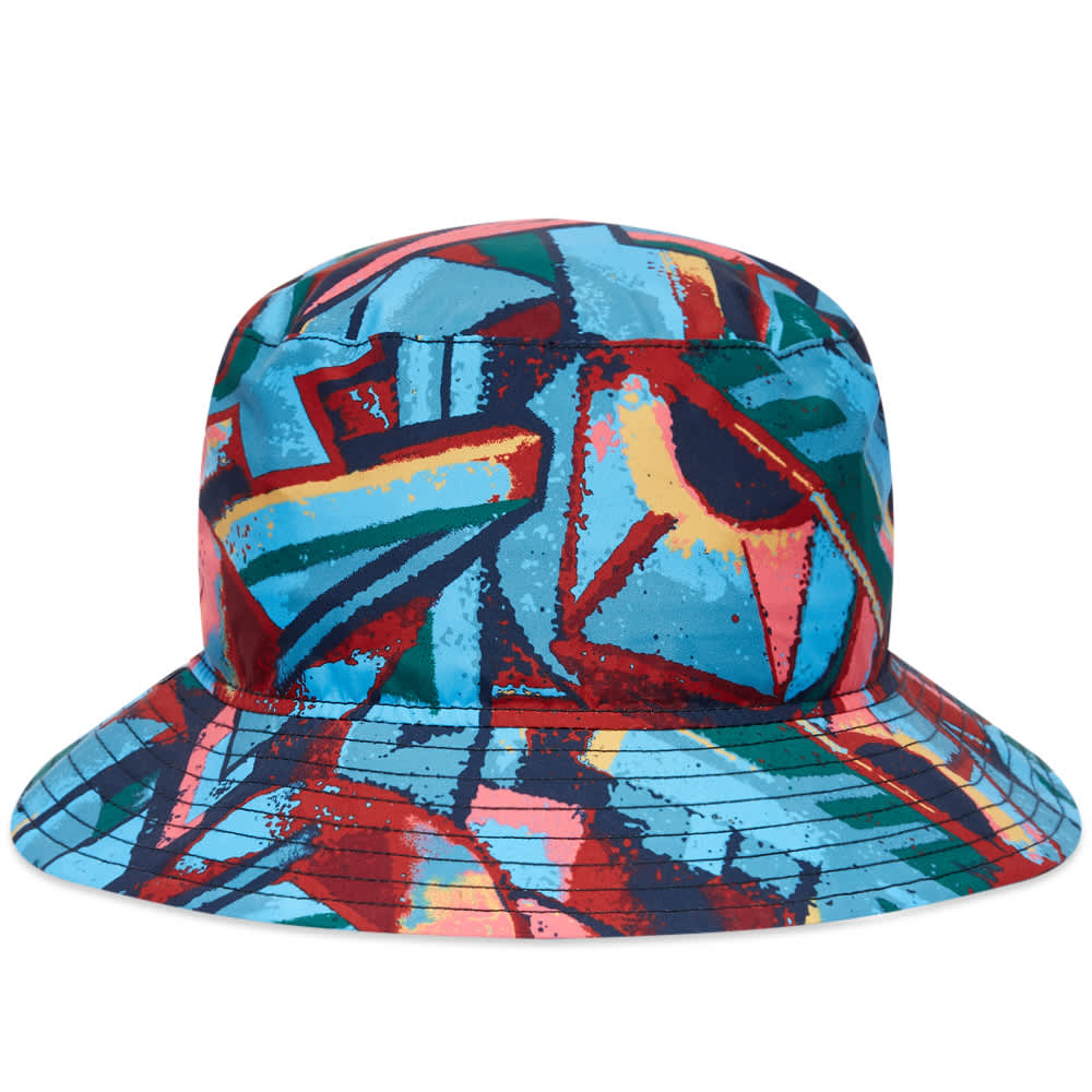 thisisneverthat Gore-Tex Paclite Bucket Hat - Moquette Print