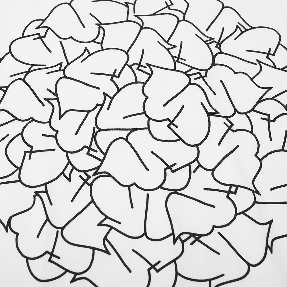 Maharishi x Teach Power of 10 Tee - White