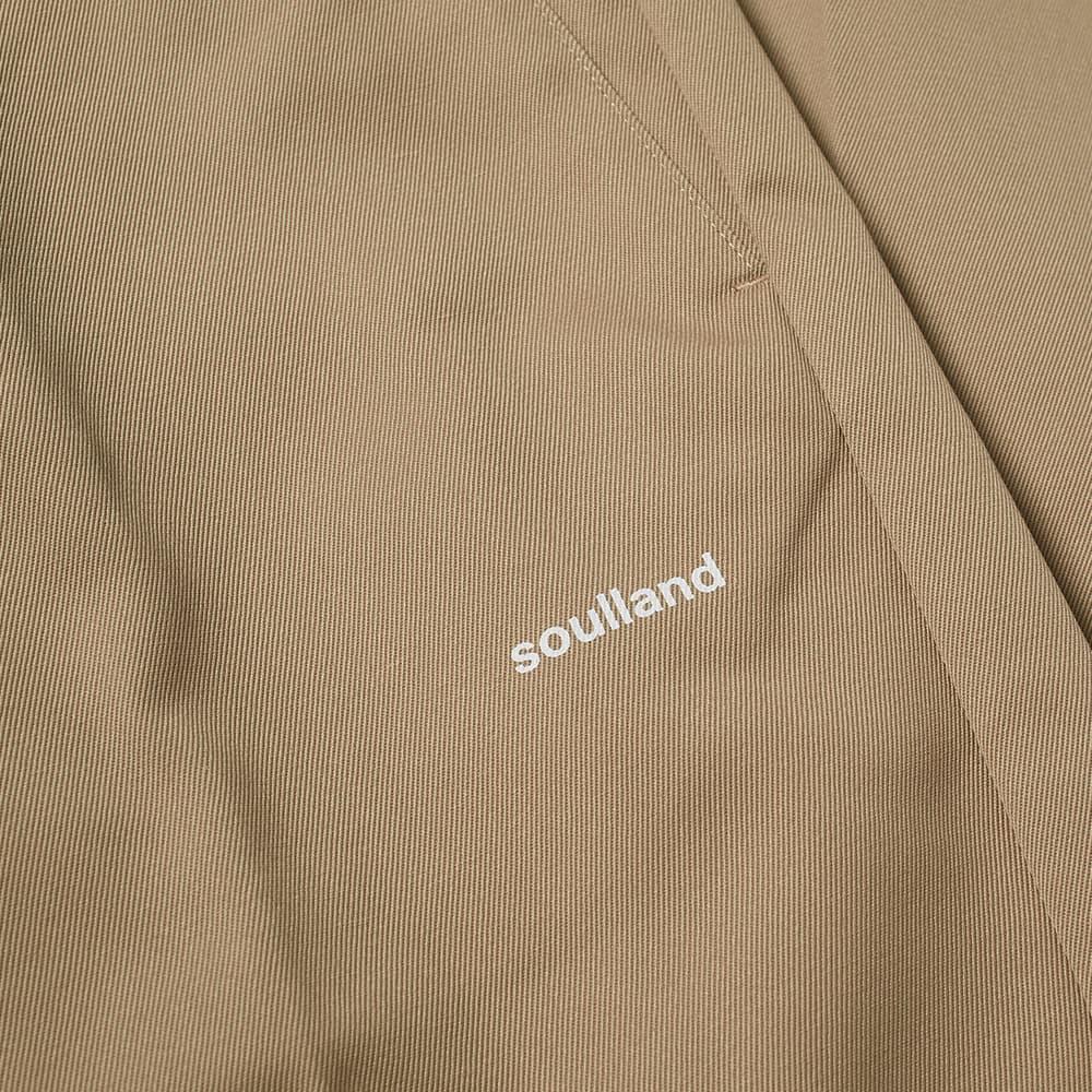 Soulland Everet Work Pant - Beige