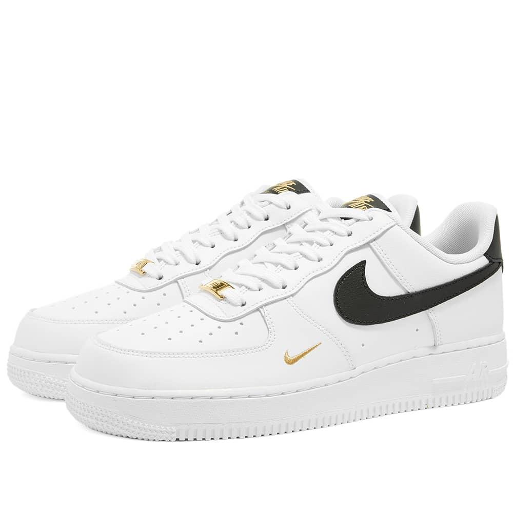Nike Air Force 1 '07 Ess W - White & Black