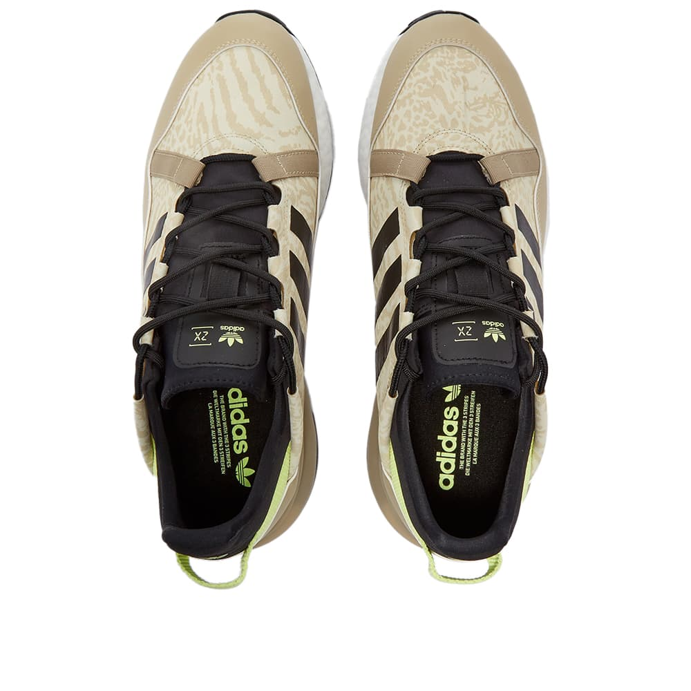 Adidas ZX 2K Boost Pure - Savannah & Core Black