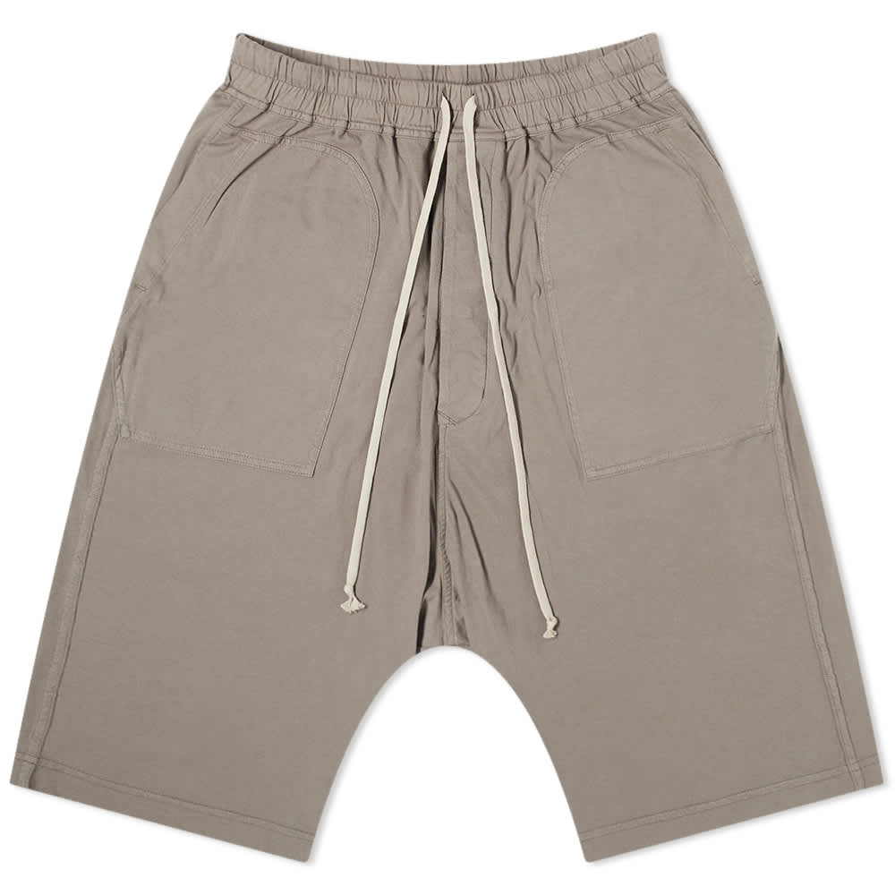 Rick Owens DRKSHDW Lightweight Ricks Bela Shorts - Dust