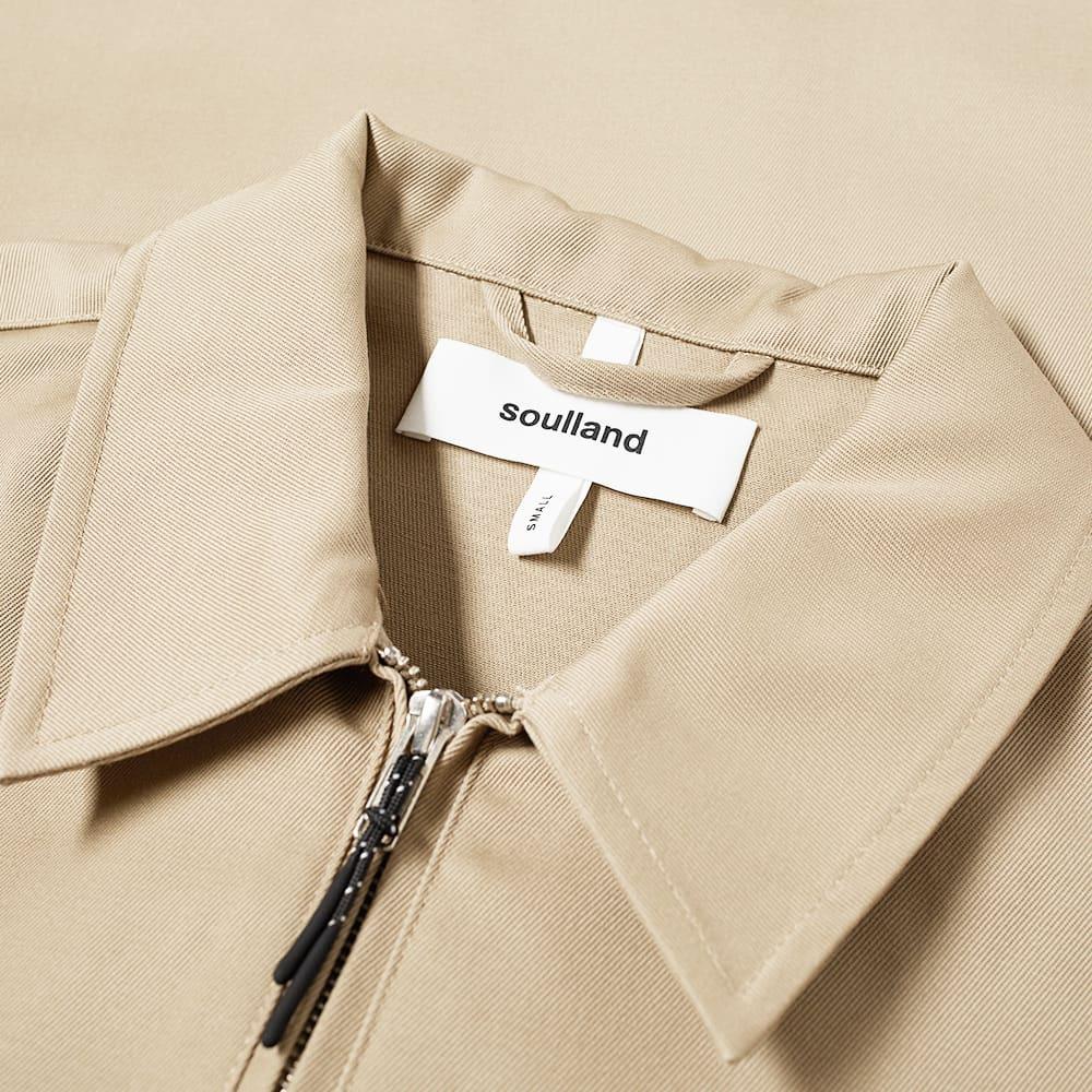 Soulland Windom Work Jacket - Beige
