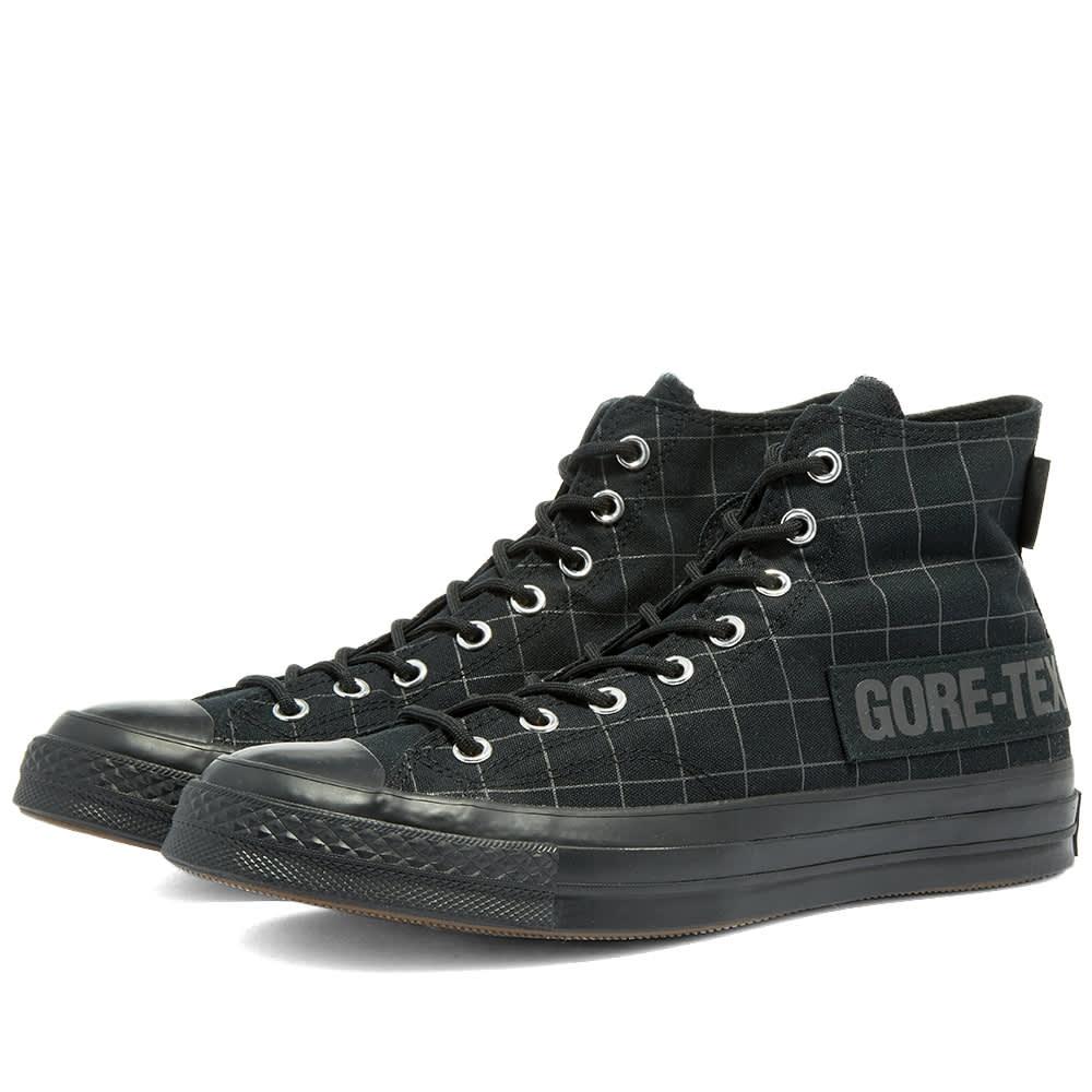 Converse Chuck Taylor 70 Hi Gore-Tex - Black