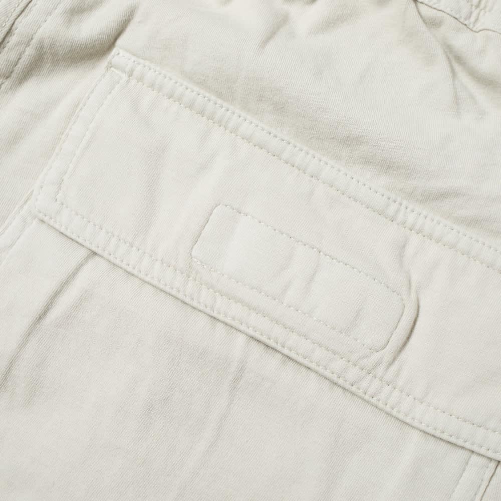 Rick Owens DRKSHDW Cargo Drawstring Long Pants - Oyster