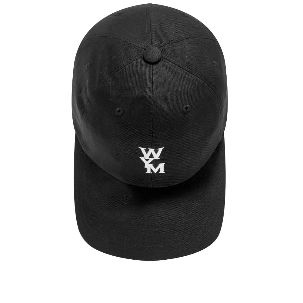 Wooyoungmi Logo Cap - Black