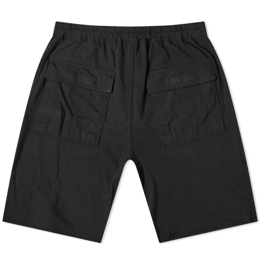 Rick Owens DRKSHDW Lightweight Pusher Shorts - Black