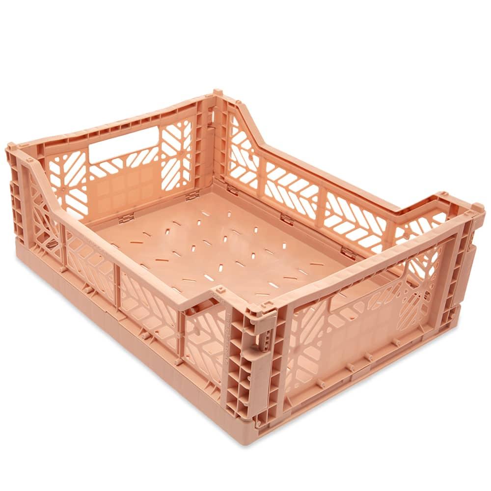 HAY Medium Colour Crate - Nude