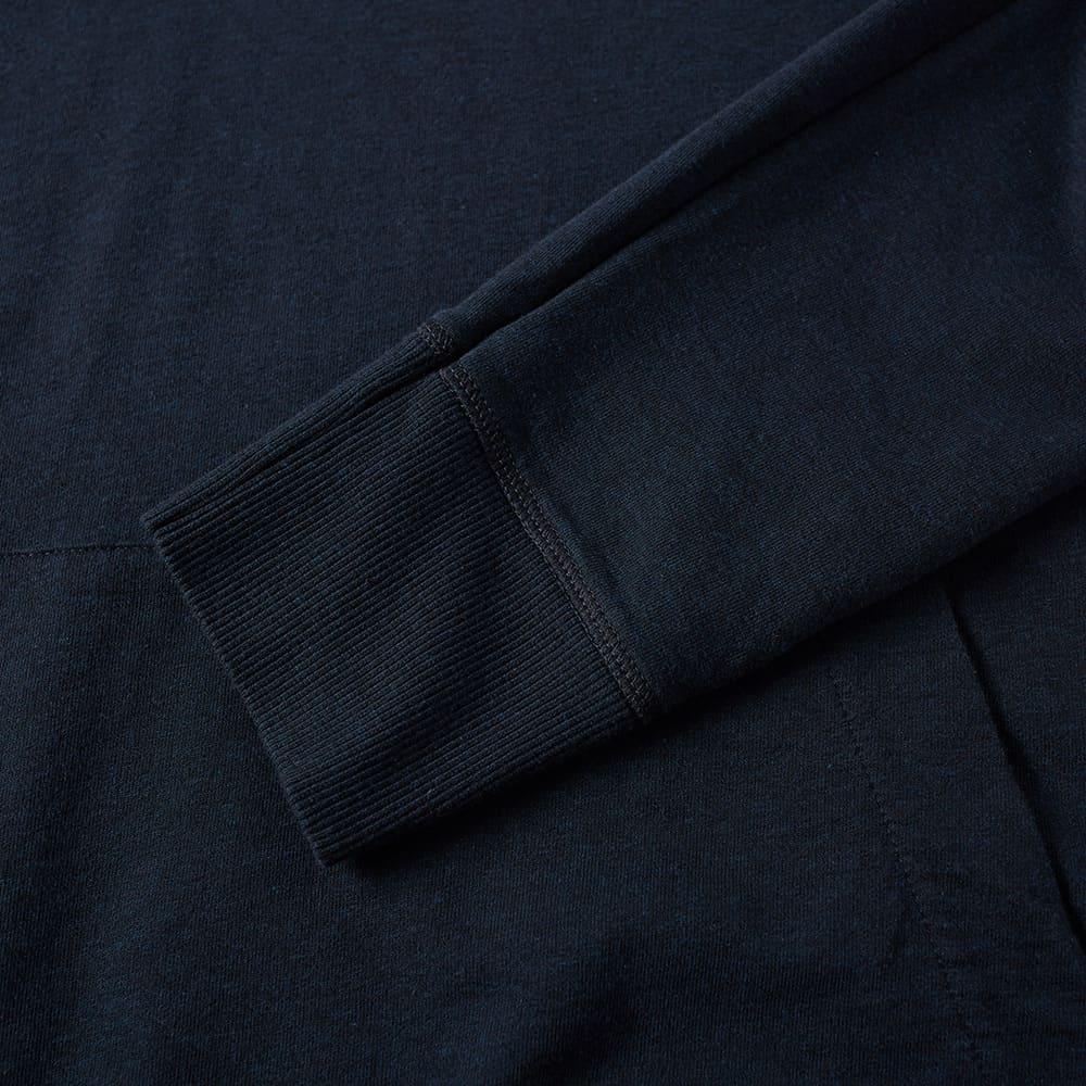 Schiesser Anton Pullover Hoody - Dark Blue
