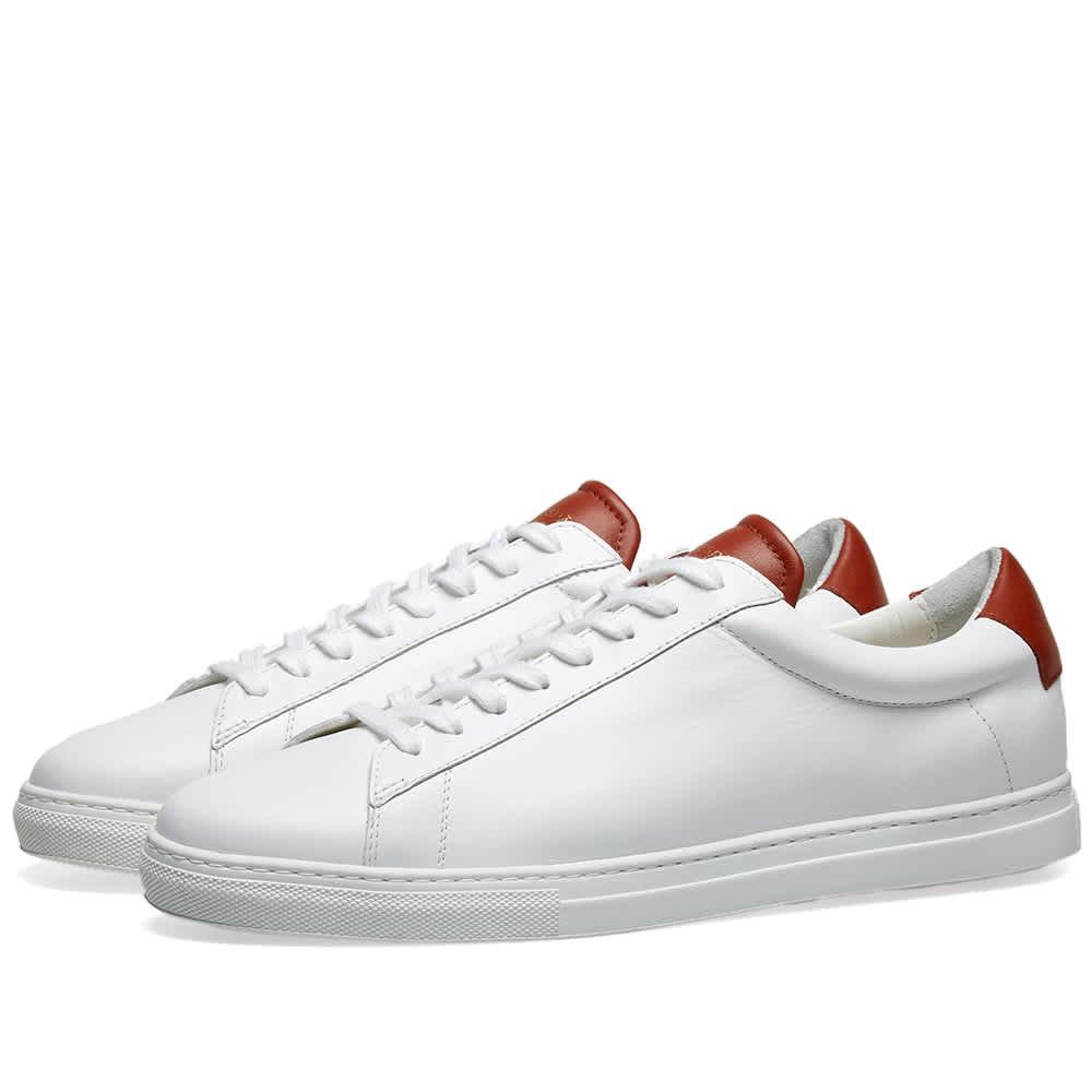 Zespa ZSP4 APLA Sneaker - White & Candy