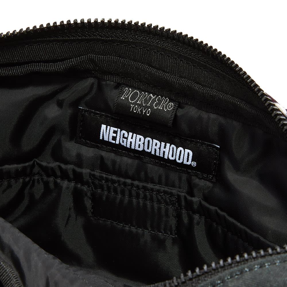 Neighborhood x Porter Waist Bag - Black