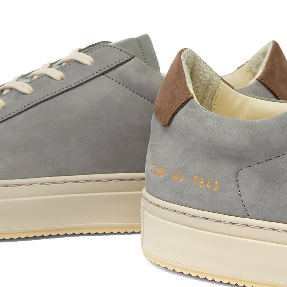 Common Projects Retro Low Special Edition - Grey