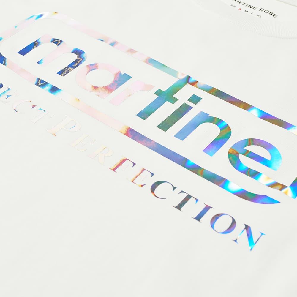 Martine Rose Perfection Tee - Chalk White