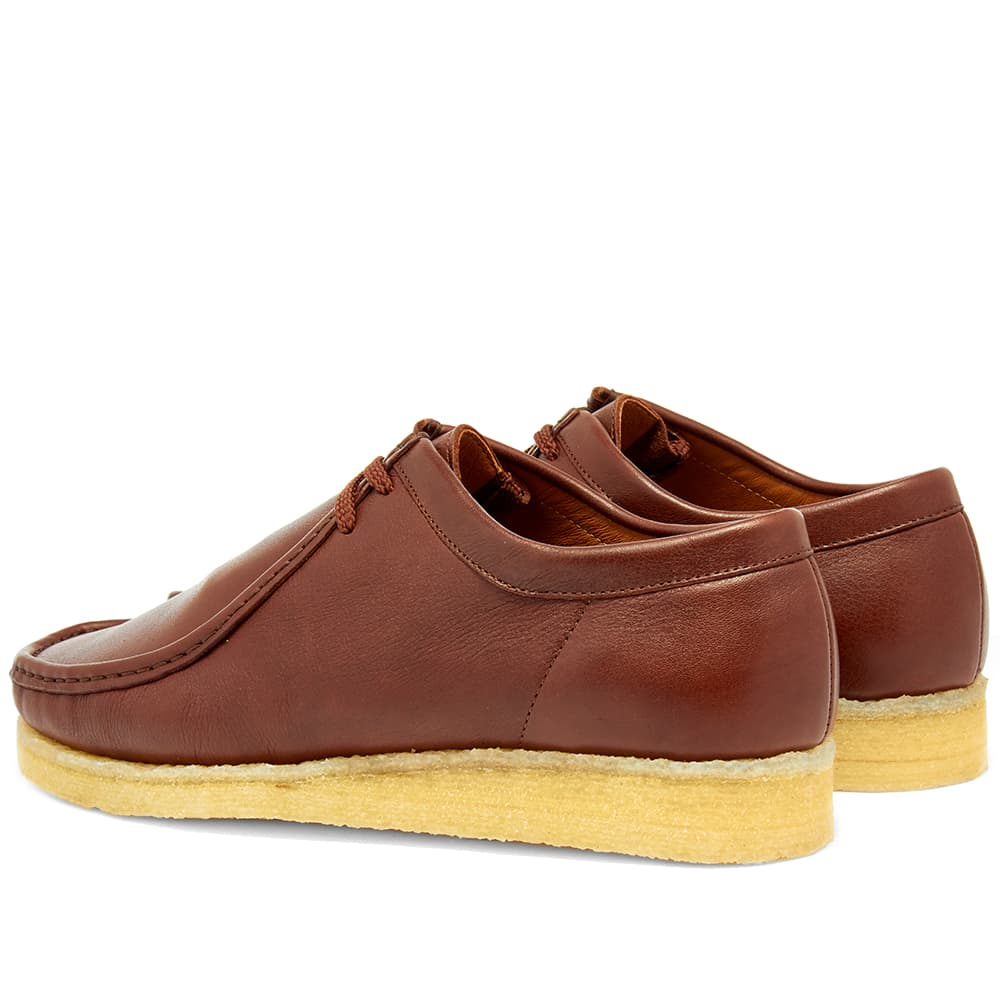 Padmore & Barnes P204 The Original - Brown Siria Leather