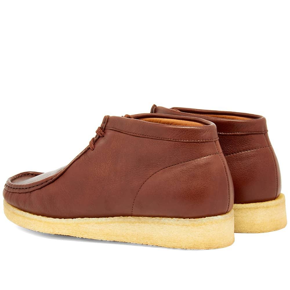 Padmore & Barnes P404 Original Boot - Brown Siria Leather