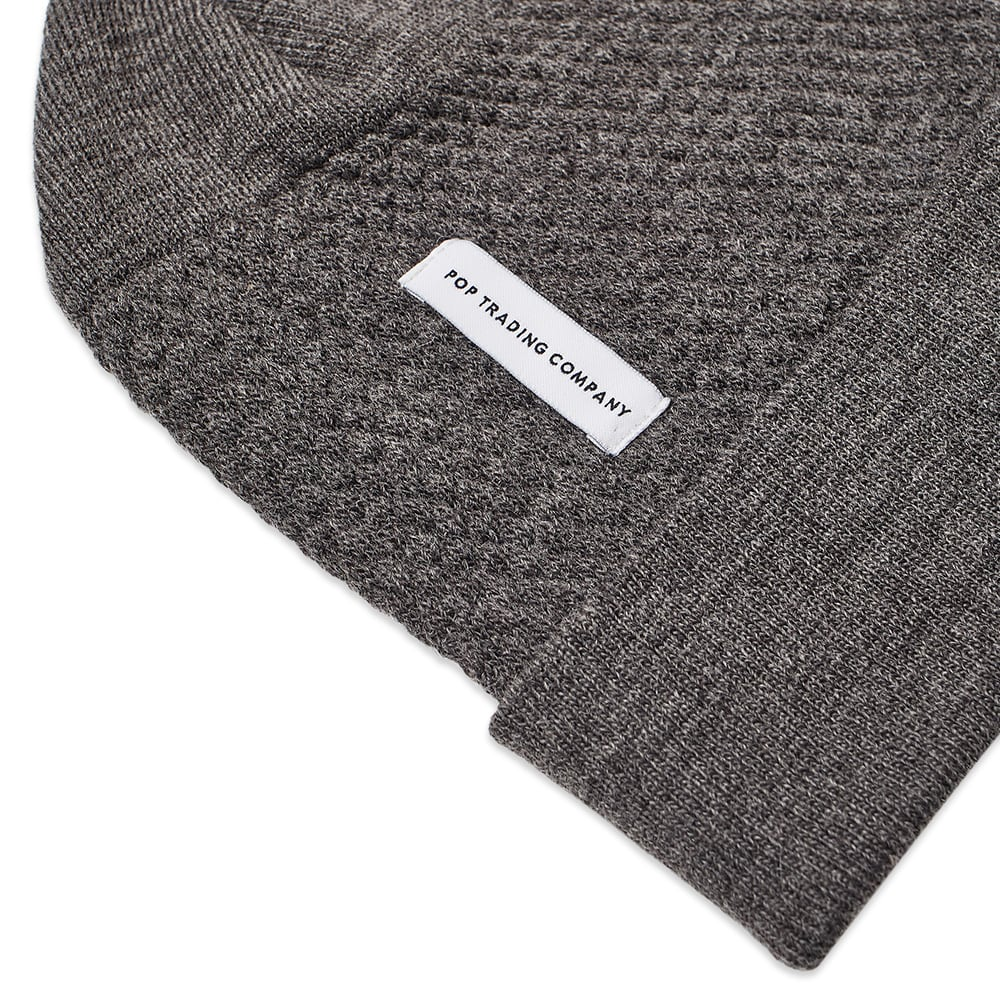 POP Trading Company Beanie - Anthracite