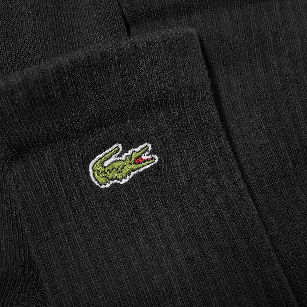 Lacoste Socks - 3 Pack - Black