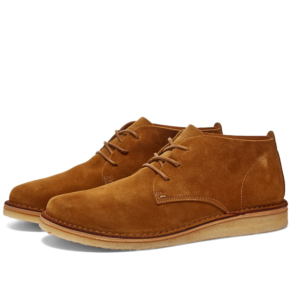Astorflex Ettoflex Boot - Tan