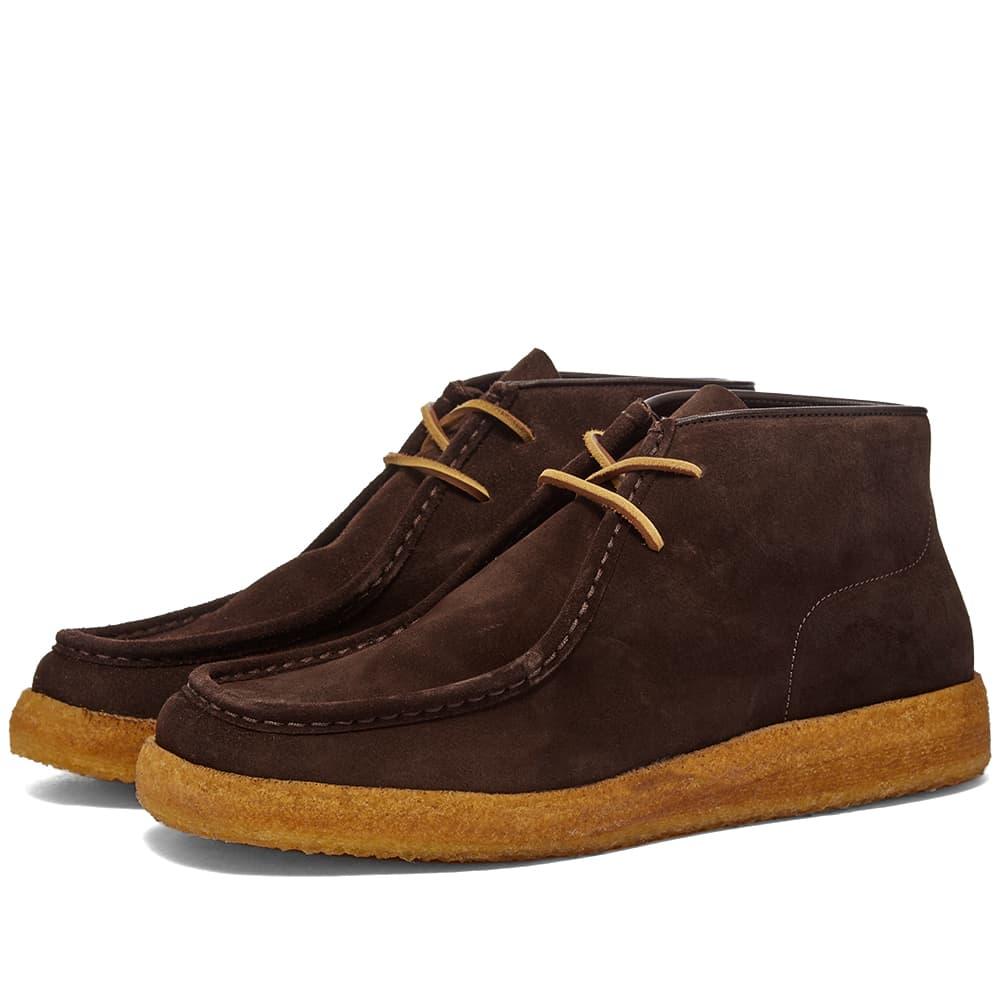 Astorflex Rampiflex Boot - Brown