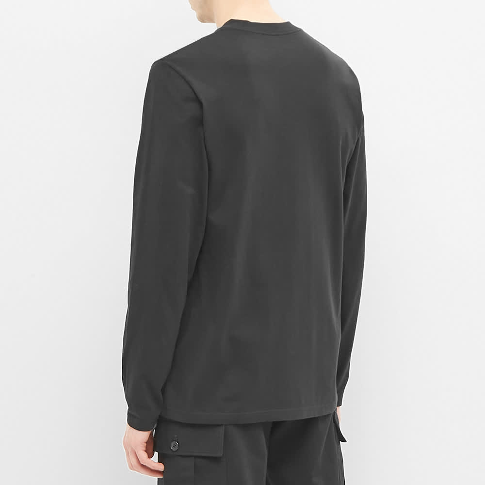 Martine Rose Collection Date Long Sleeve Tee - Black