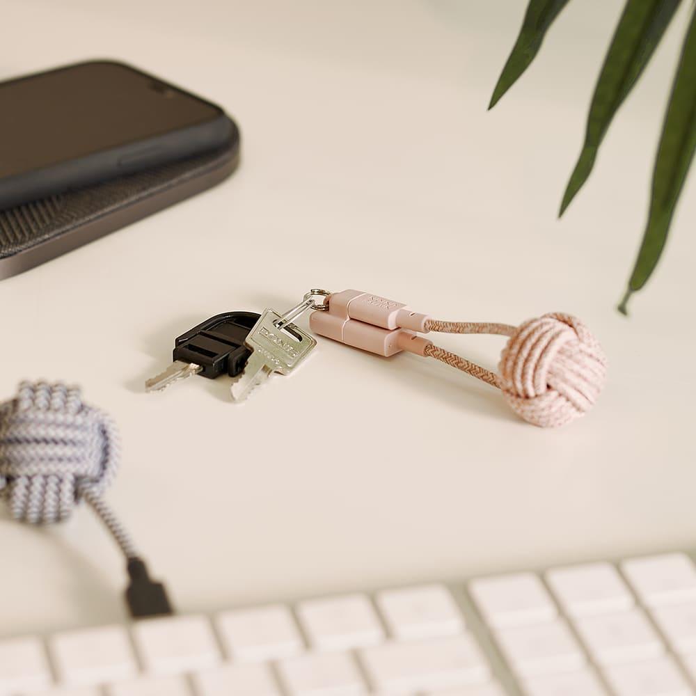 Native Union Key Cable - Rose
