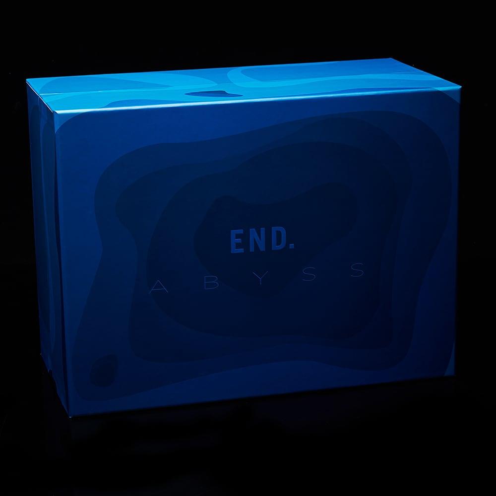 END. x Reebok NPC CNL 'Abyss' - Collegiate Royal & Cobalt