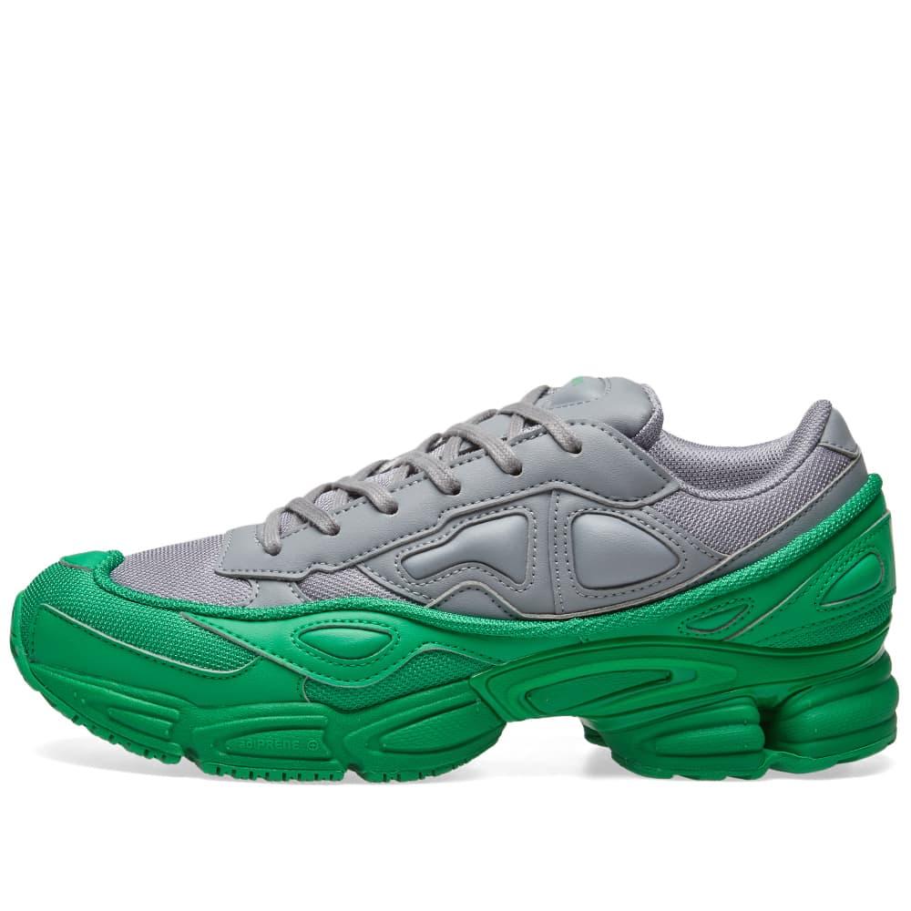 Adidas x Raf Simons Ozweego Green