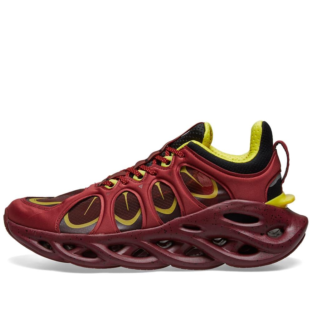 Li-Ning Arc Ace Sneaker - Red & Yellow