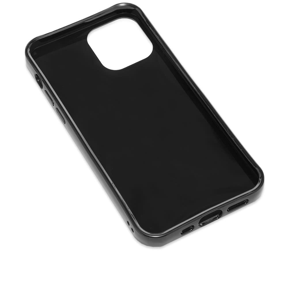 WTAPS Bumper 02 iPhone 12/12 Pro Case - Black