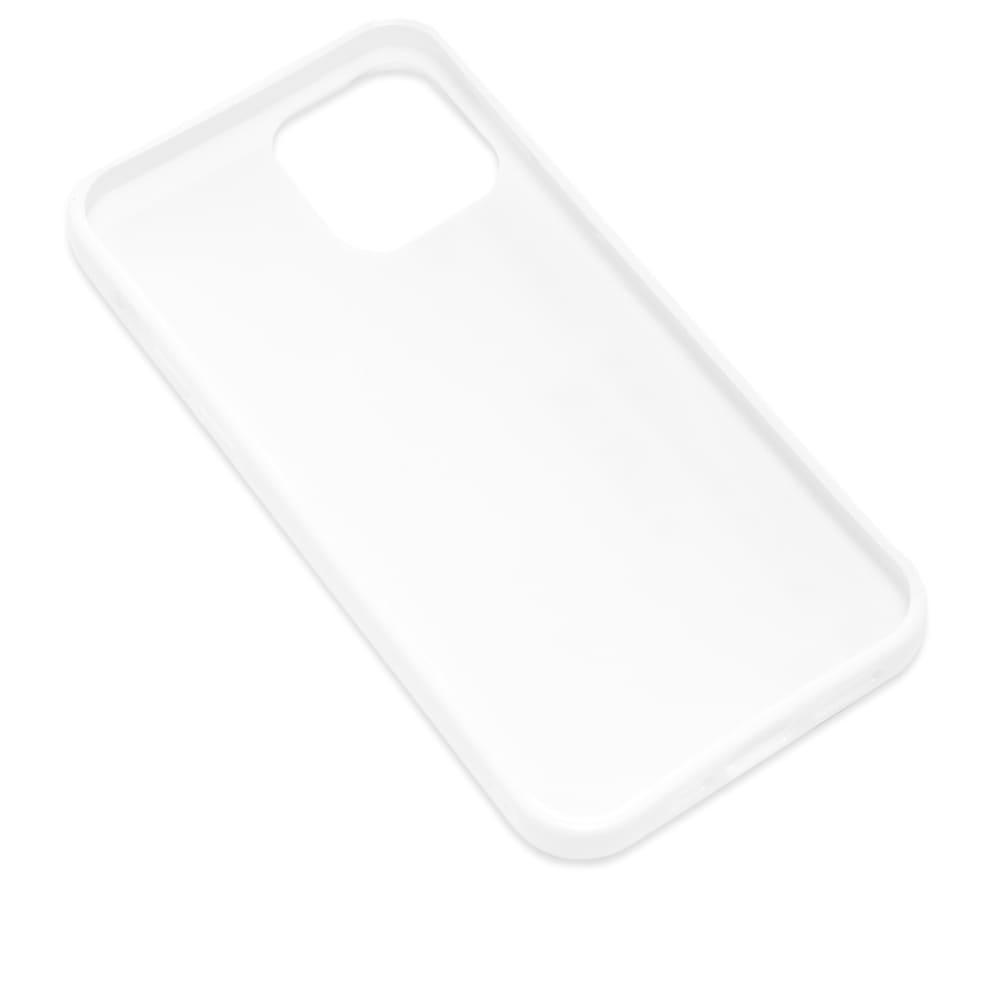 WTAPS Bumper 02 iPhone 12/12 Pro Case - White