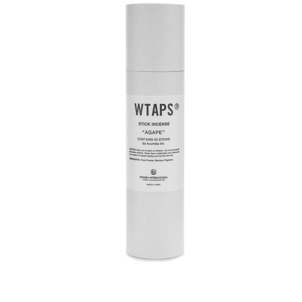 WTAPS Agape Kuumba Incense - White