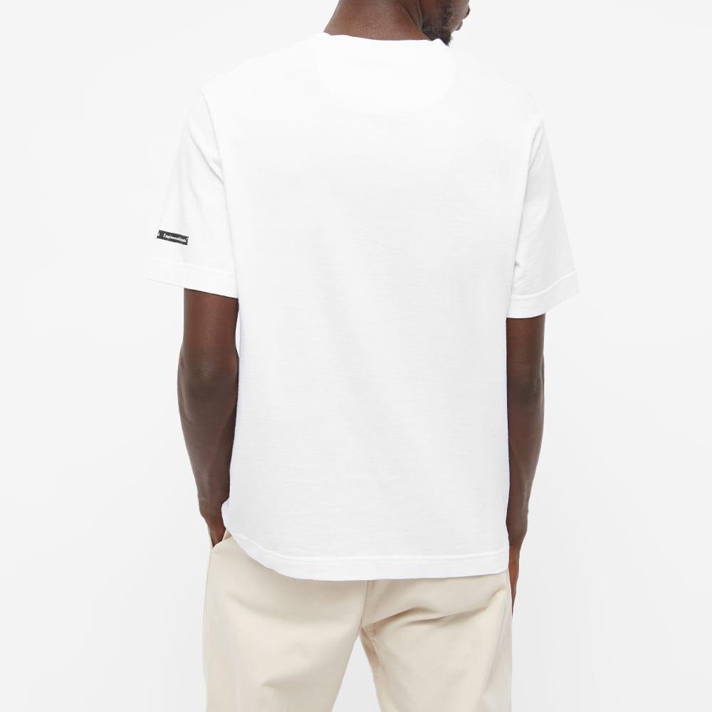 Barbour International x Engineered Garments Engineered Garment Tee - White