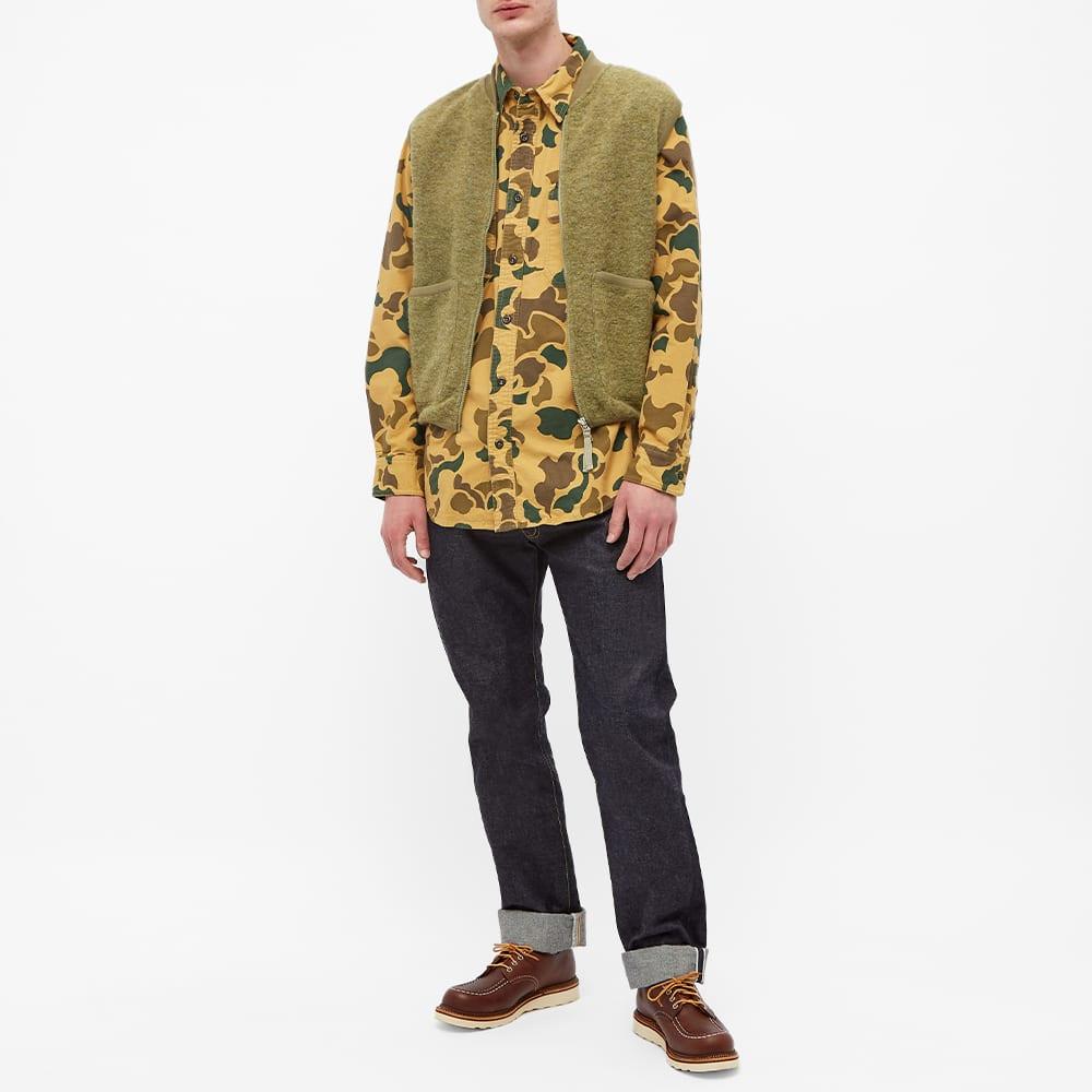 Filson Field Flannel Shirt - Shrub Camo