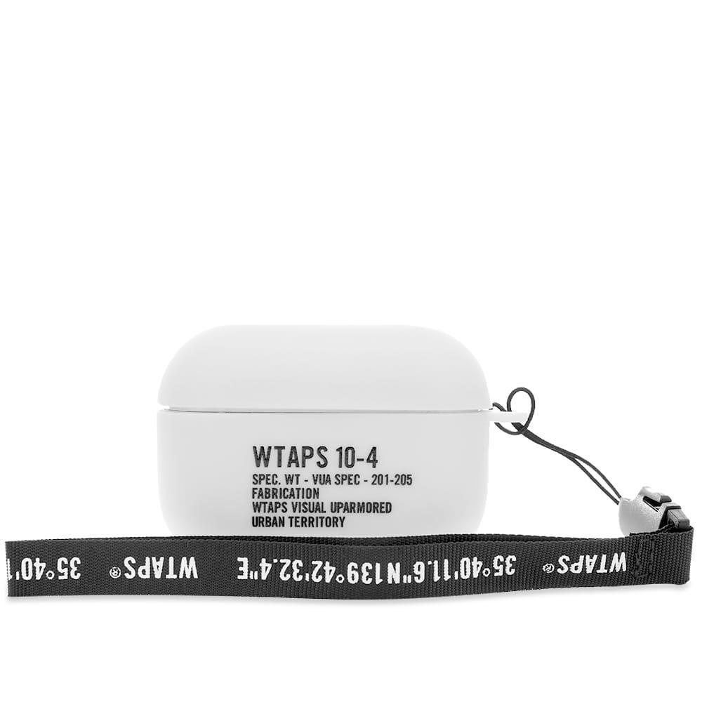 WTAPS AirPod Pro Case - White
