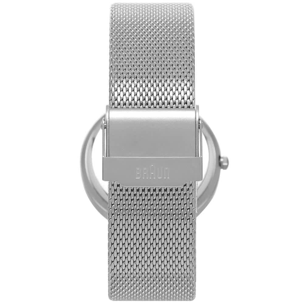 Braun BN0031 Watch - White & Silver