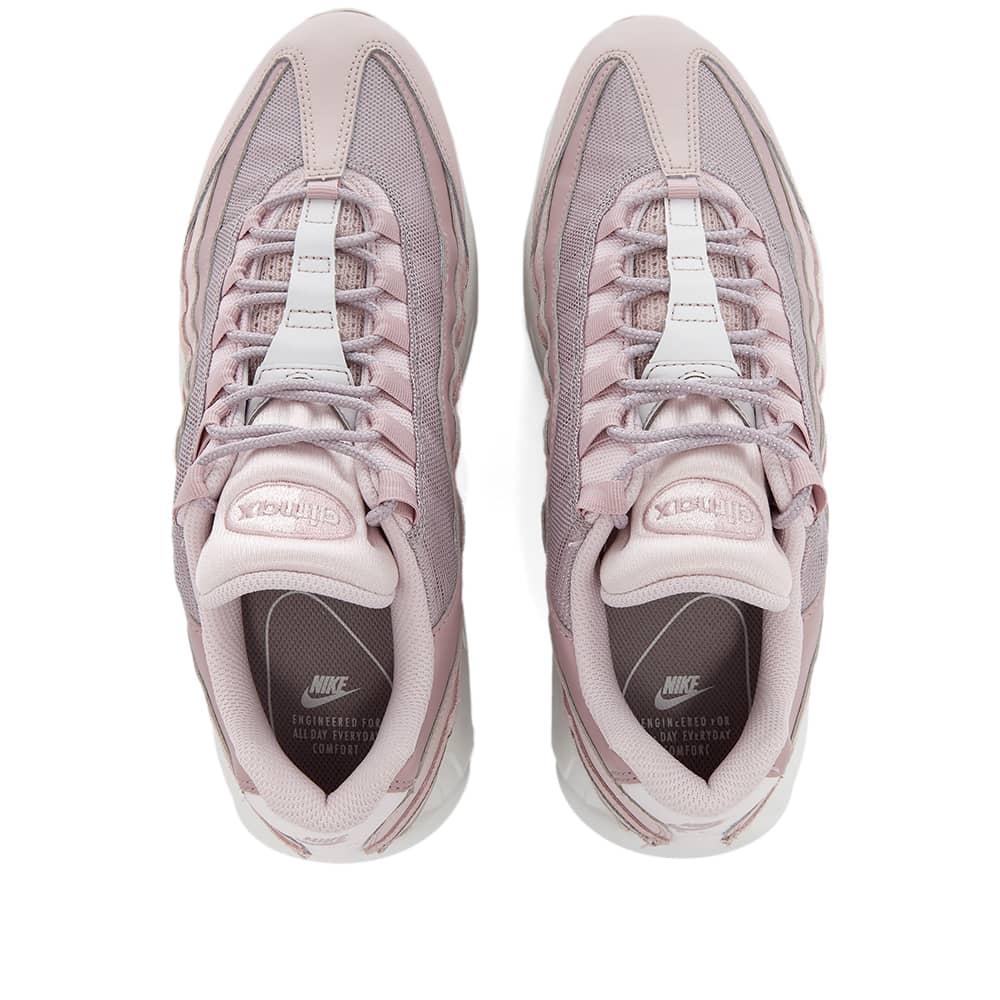 Nike Air Max 95 W Rose, Chalk \u0026 Lilac