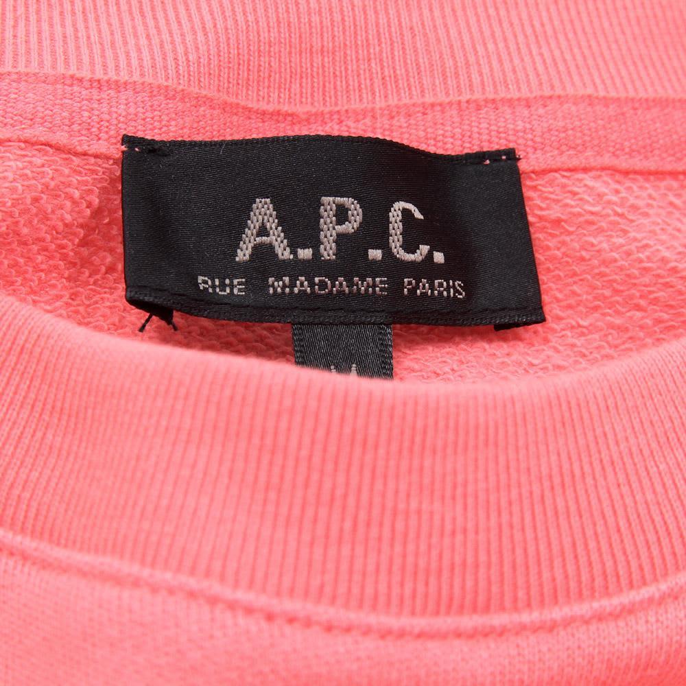 A.P.C Simple Sweat - Rose