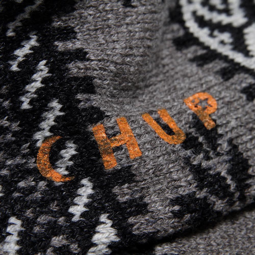Chup Eana Socks - Charcoal