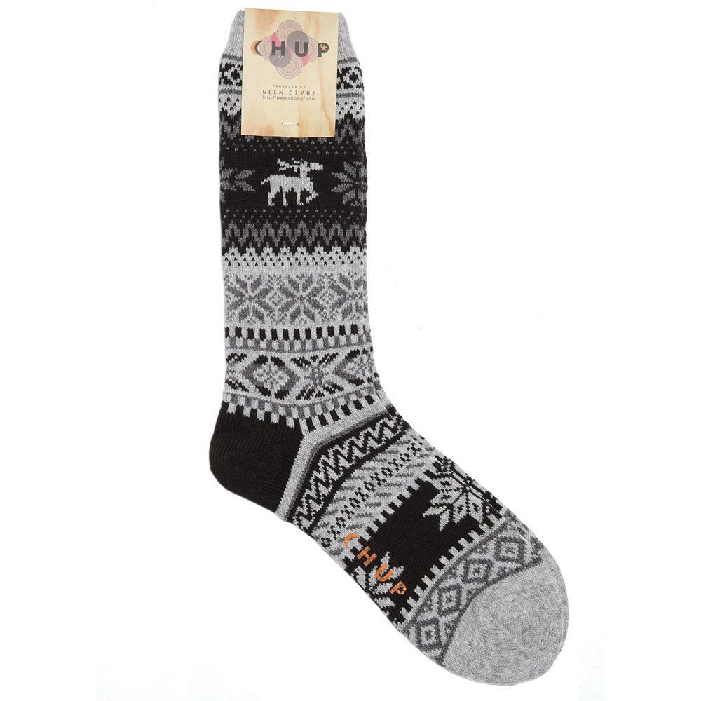 Chup Eana Socks - Grey