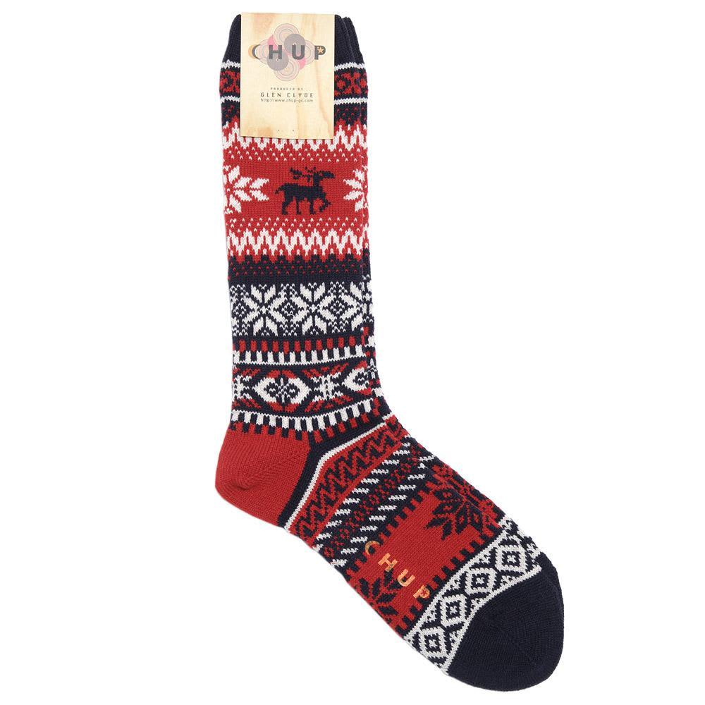 Chup Eana Socks - Navy