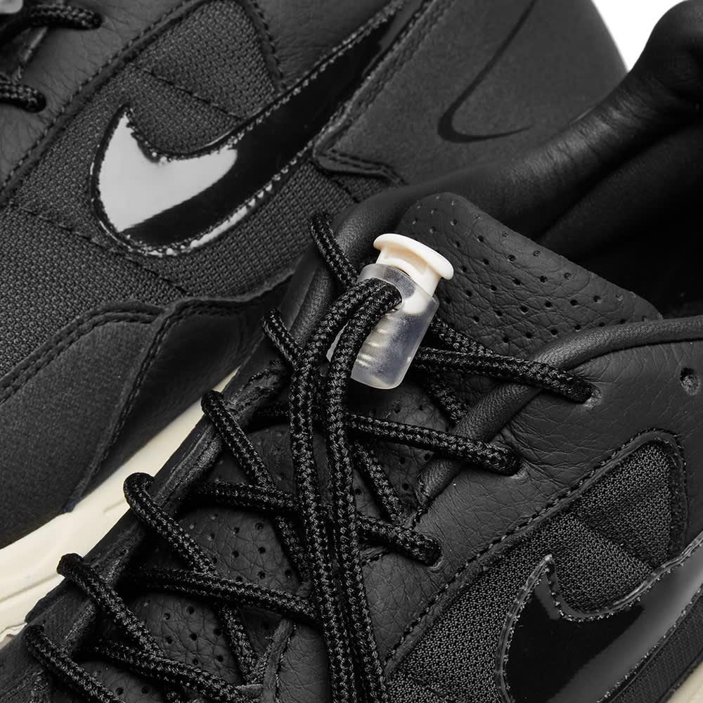 Nike x Fear Of God Air Skylon II - Black & Sail Fossil