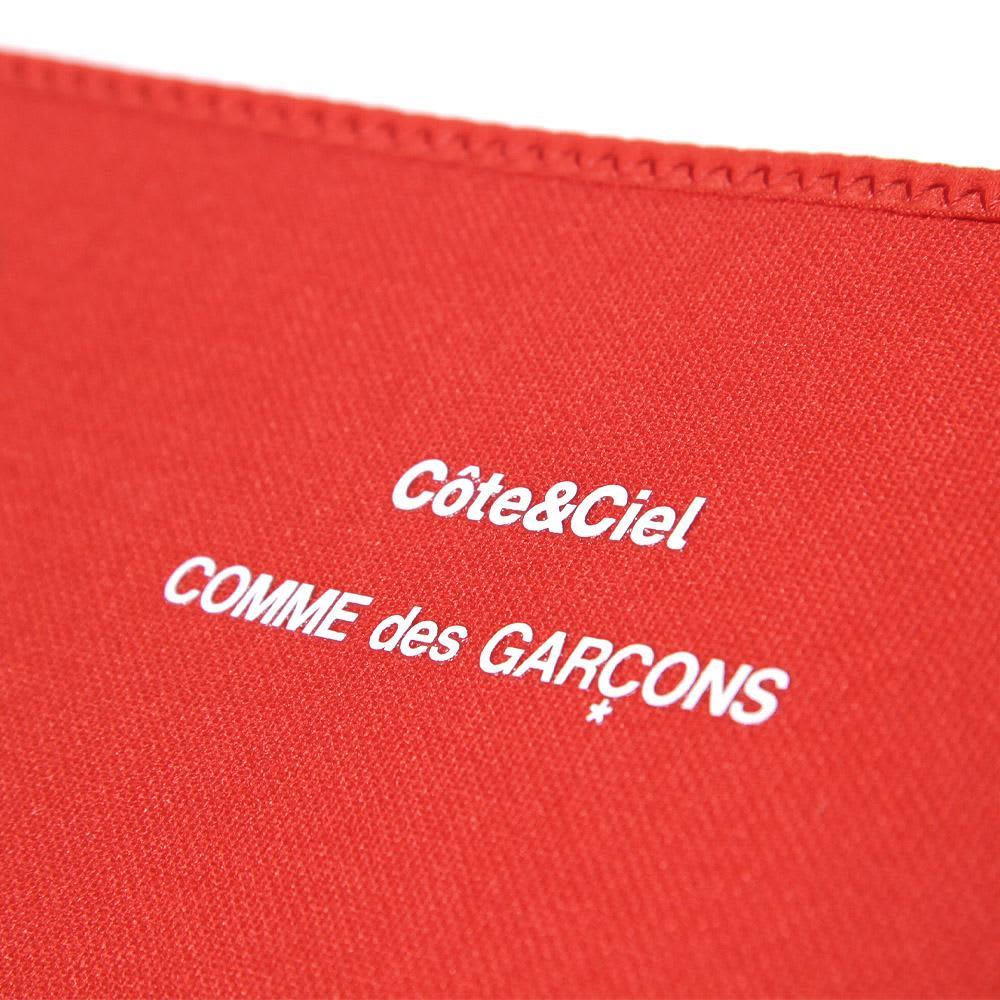 """Comme des Garcons x Cote&Ciel SA0033 MacBook Pro 13"""" Case - Red"""