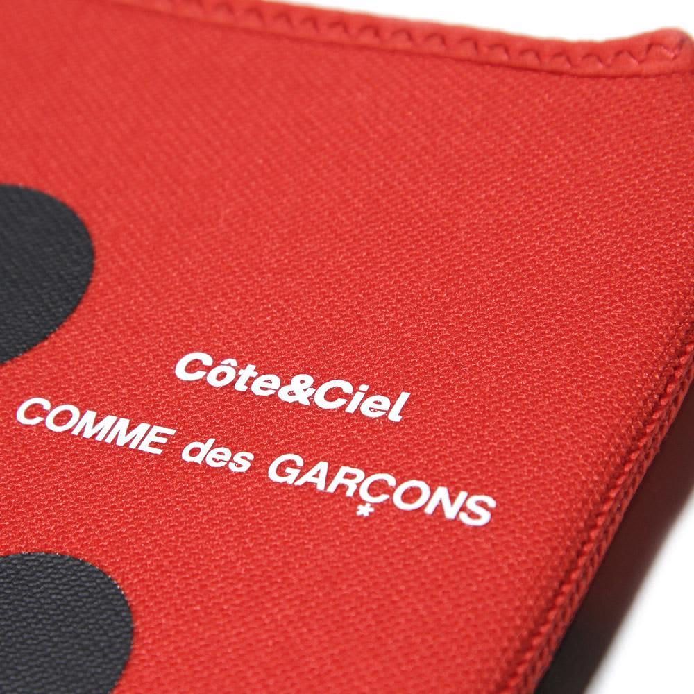 Comme des Garcons x Cote&Ciel SA0030 iPad Case - Red