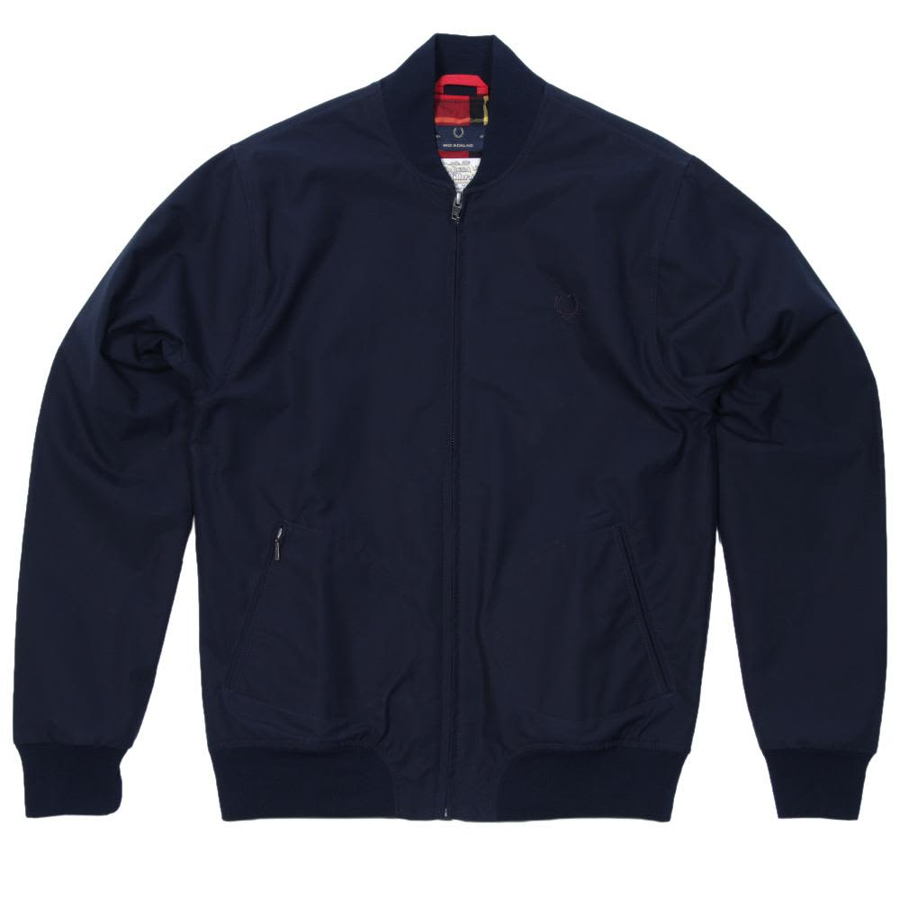 Fred Perry British Bomber - Navy