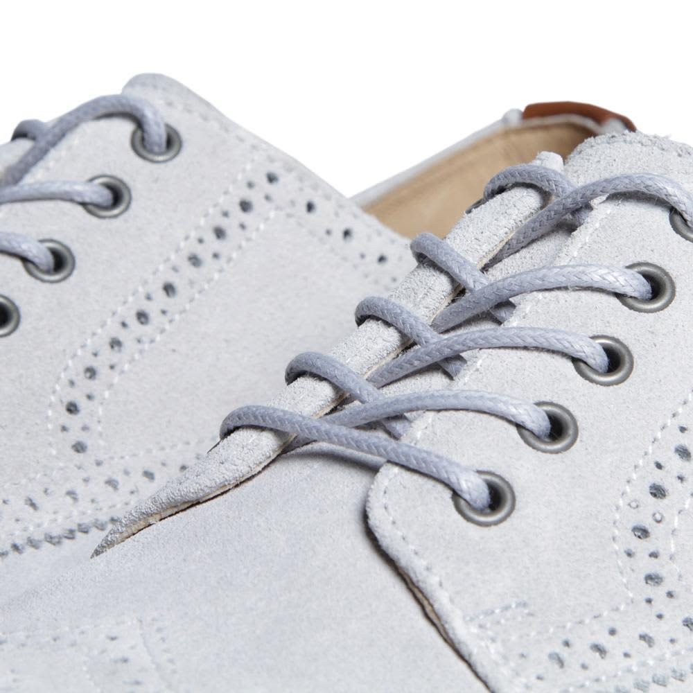 Fred Perry Davies Suede - Porcelain