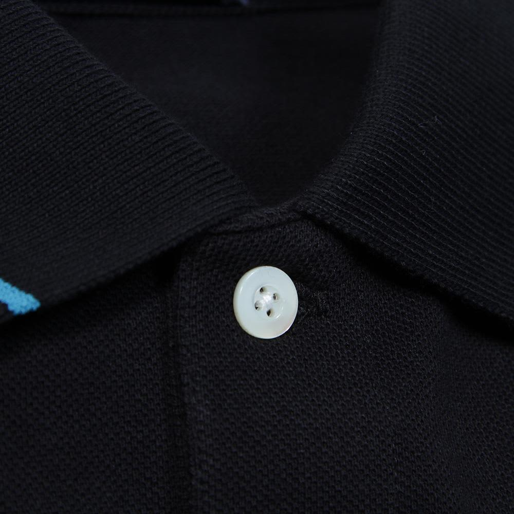Fred Perry Japanese Tipped Polo - Black