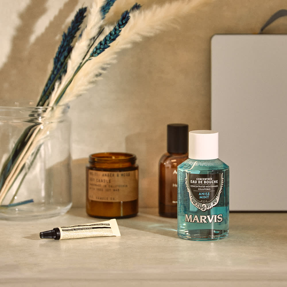 Marvis Concentrated Mouthwash - Aniseed Mint 120ml